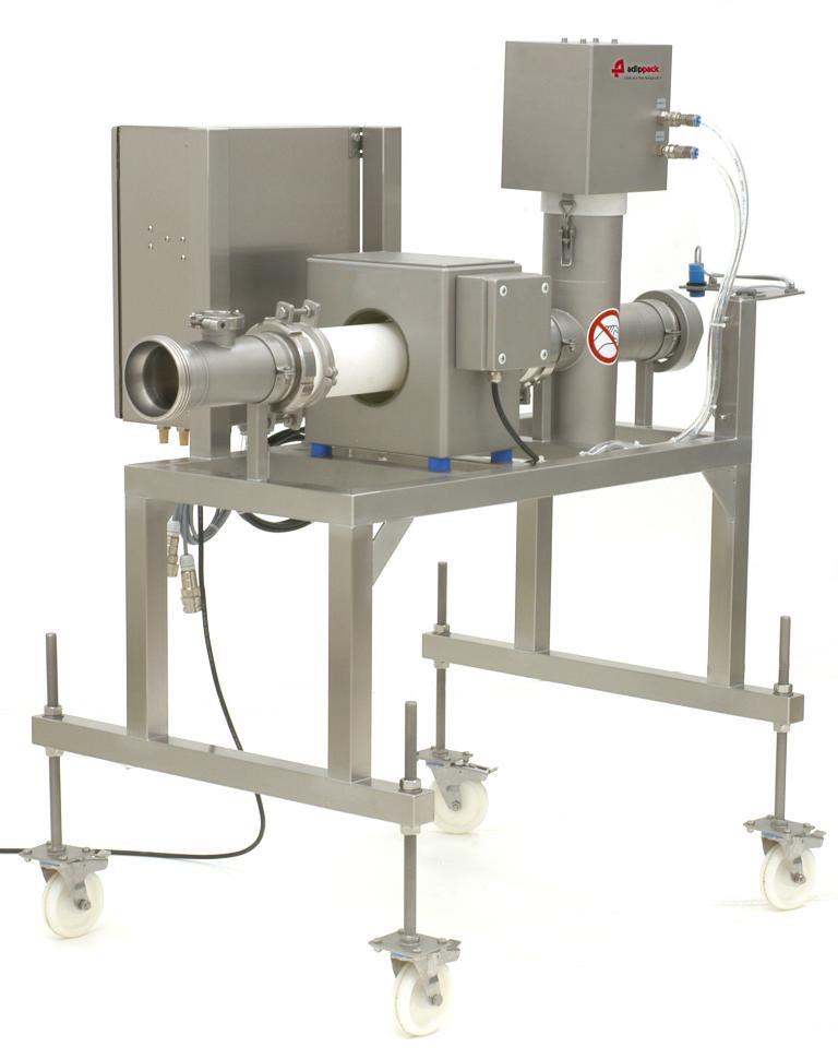 metaaldetectie vlees, metaalverontreiniging, metaal detecteren, controle metaal