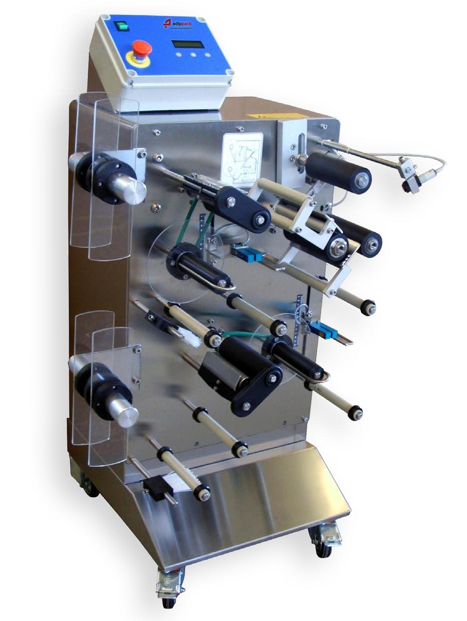 etiketteermachine, labelmachine.,