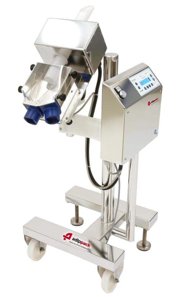 metaaldetector, metaaldetectie, metaaldetectiesysteem, detectiesysteem, tabletten controleren, capsules controleren, metaalverontreiniging